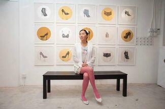 Secret de Boudoir: Hong Wai Contemporary Ink Art, installation view