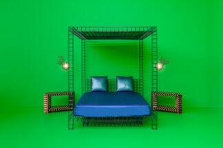 PAVILLON DE L'ESPRIT NOUVEAU: A 21st Century Show Home, installation view