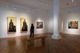 Familiar, Curated by Mario Moore, installation view