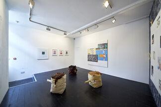 Rupert and Friends, installation view