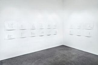 Inside the Artist's Studio, installation view