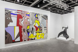 Lévy Gorvy at Art Basel in Hong Kong 2017, installation view