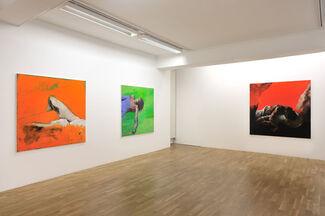 Martin BRUNEAU | Fragments, installation view