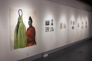Robert Pruitt: Fantastic Sagas, installation view