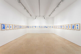 Lisa Brice, installation view