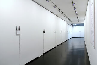 offline art : new2 curated by Aram Bartholl, installation view