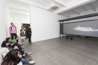 Tao Hui Solo Show - 1 Characters & 7 Materials, installation view