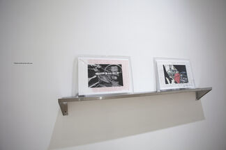 Nigel Poor: San Quentin Prison Report, installation view