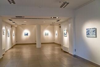 """Alexopoulou Olga """"Cobalt & Porcelain"""", installation view"""