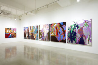 Gallery BK at Art Central 2017, installation view