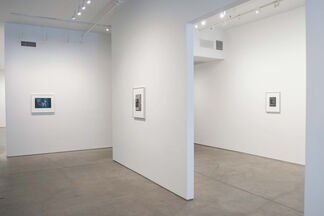 Frederick Sommer: Glue Drawings, installation view