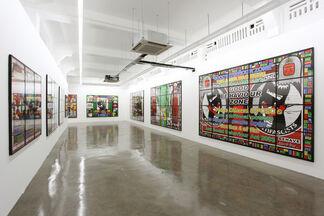 ARNDT Singapore |GILBERT & GEORGE | Utopian Pictures, installation view