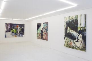 Daniel Lannes | Colônia, installation view
