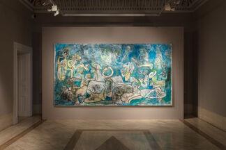 Roberto Matta: 1940s - 1960s, installation view