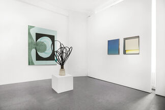 abstract., installation view