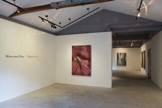 Marina CRUZ : Wear and Tear, installation view
