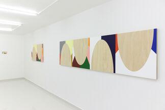 Otto Berchem   Clip-clapper, installation view