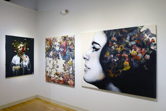 """""""unlimited"""", installation view"""