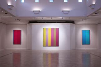 Manifest, installation view
