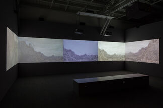 Werner Herzog & Hercules Segers: Landscapes of the Soul, installation view