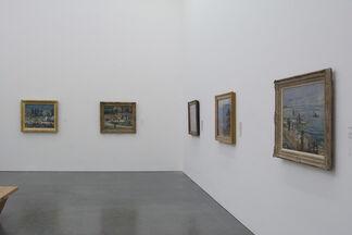 William Glackens, installation view