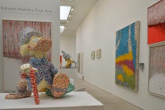 Kalman Maklary Fine Arts at START Art Fair 2015, installation view