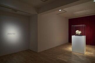Francesco Vezzoli's Eternal Kiss, installation view
