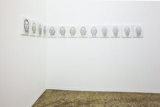 Galleria Michela Rizzo at The Armory Show 2017, installation view