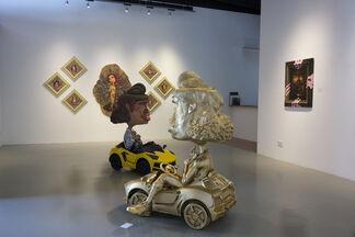 Instanity | LUIS LORENZANA, installation view