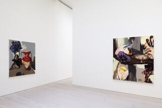 Adam Saks: I am a Ghost I am a Totem I am a Still Life, installation view