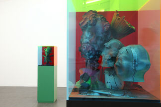 """Folkert de Jong """"And Nothing But the Truth"""", installation view"""