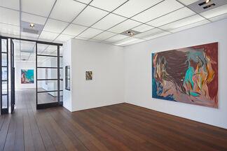 Brian Fahlstrom, installation view