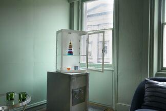 Plinth Gallery Pop-up, installation view