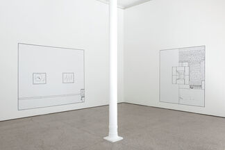 """Louise Lawler - """"NO DRONES"""", installation view"""