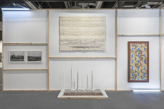 Sabrina Amrani at ARCOmadrid 2018, installation view