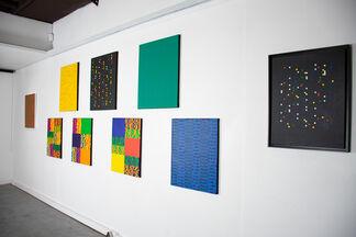 Jean Claude Marquette: Poetry in Algorithms, installation view
