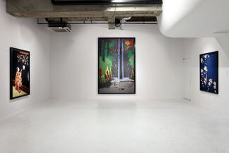 Vik Muniz : Pictures of Paper, installation view