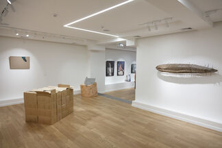 SUMMER SHOW: Part II. The Borders of Materiality. The Materialisation of Sense, installation view