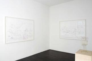 CONSTANTIN LUSER - HARD SOLDERING, installation view