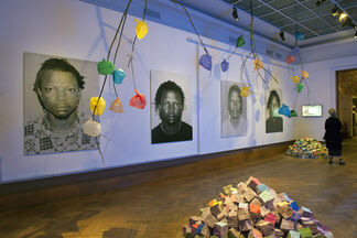 Pascale Marthine Tayou: Boomerang, installation view