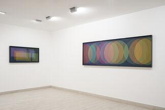 Three-dimensional artwork, installation view