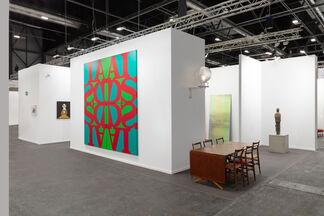 Esther Schipper at ARCOmadrid 2020, installation view