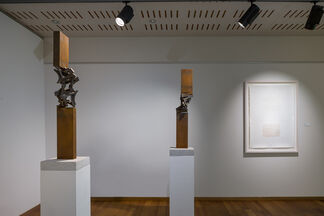 SYNTHESIS – Angela Glajcar and Thomas Röthel, installation view