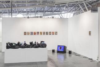 Federica Schiavo Gallery at Artissima 2017, installation view