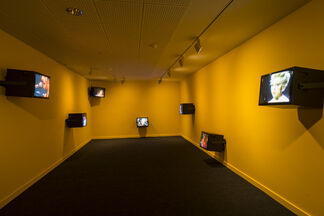 This is Not a Love Song: Video Art and Pop Music Crossovers, installation view