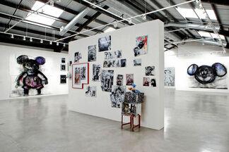 Joyce Pensato: I KILLED KENNY, installation view