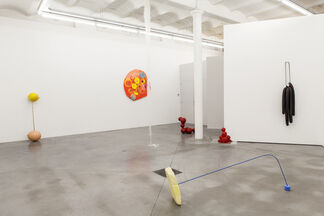 Tamara Van San / Indian Shuffle, installation view