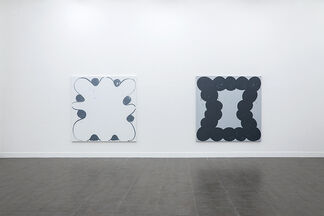 Moon Decorum   Amy Feldman, installation view