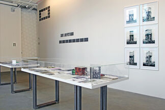 Nigel Greenwood Inc Ltd: running a Picture Gallery, installation view