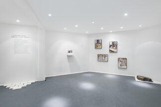 Interstice, installation view